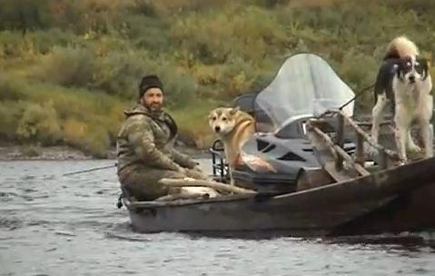 Скачать песни для охотников и рыболовов...